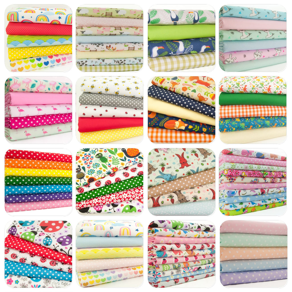 Children's Fat Quarter Bundles