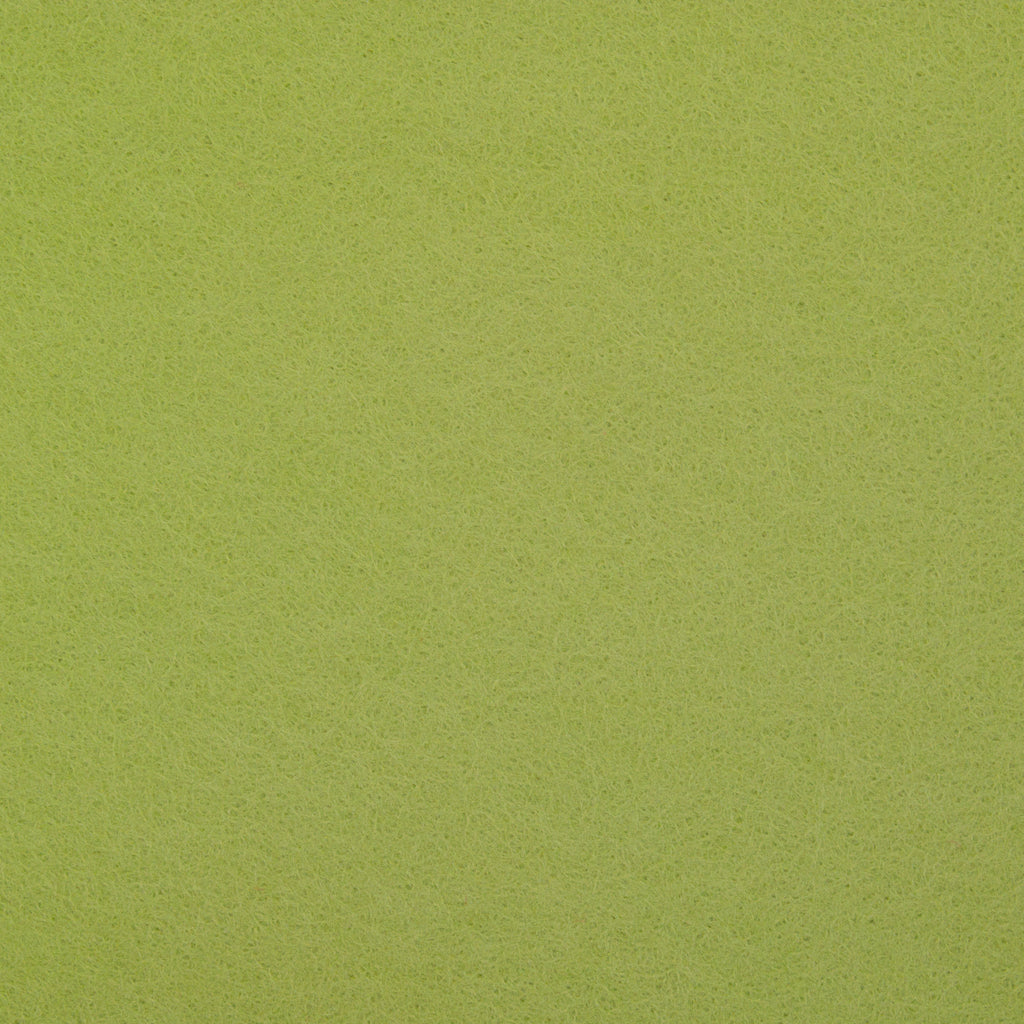 Acrylic Felt - Spring Green - Cut from Roll