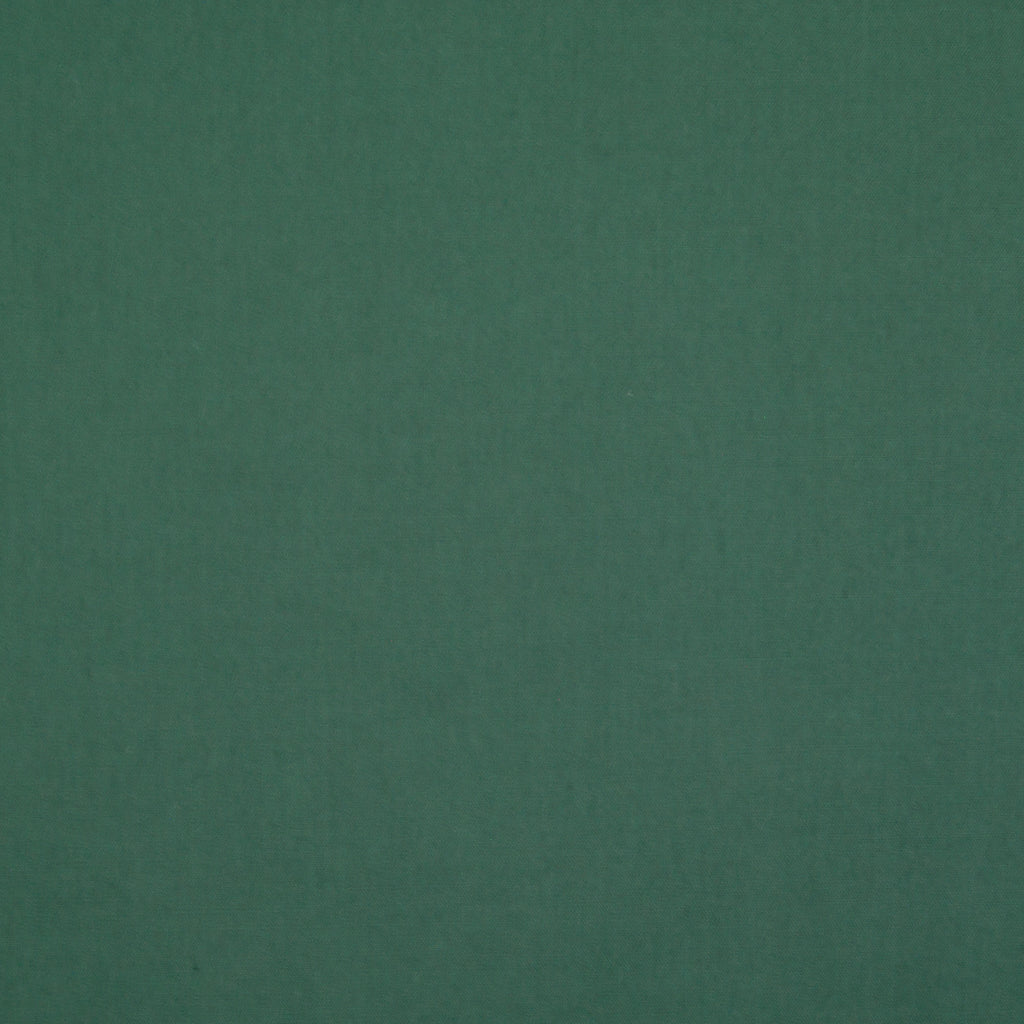 Plain Polycotton - Bottle Green
