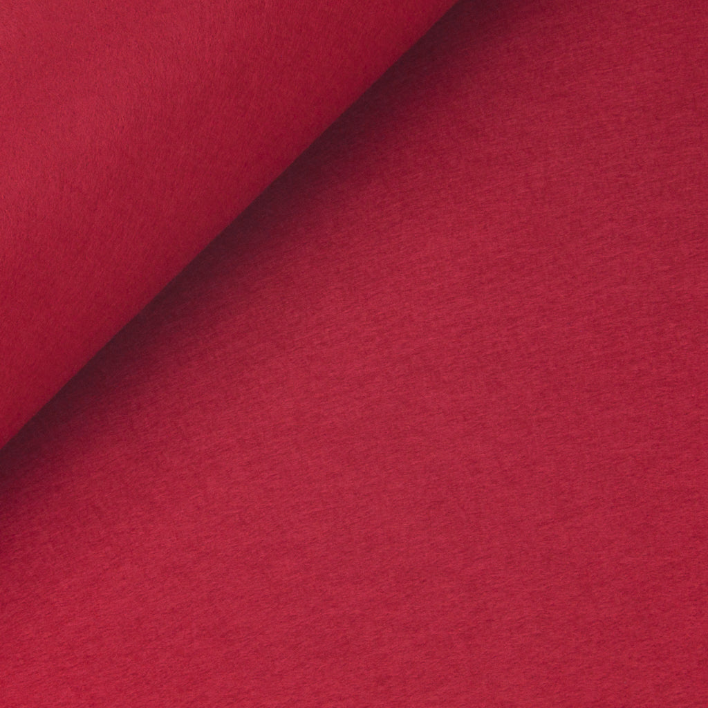 Acrylic Felt - Dark Red - Cut from Roll
