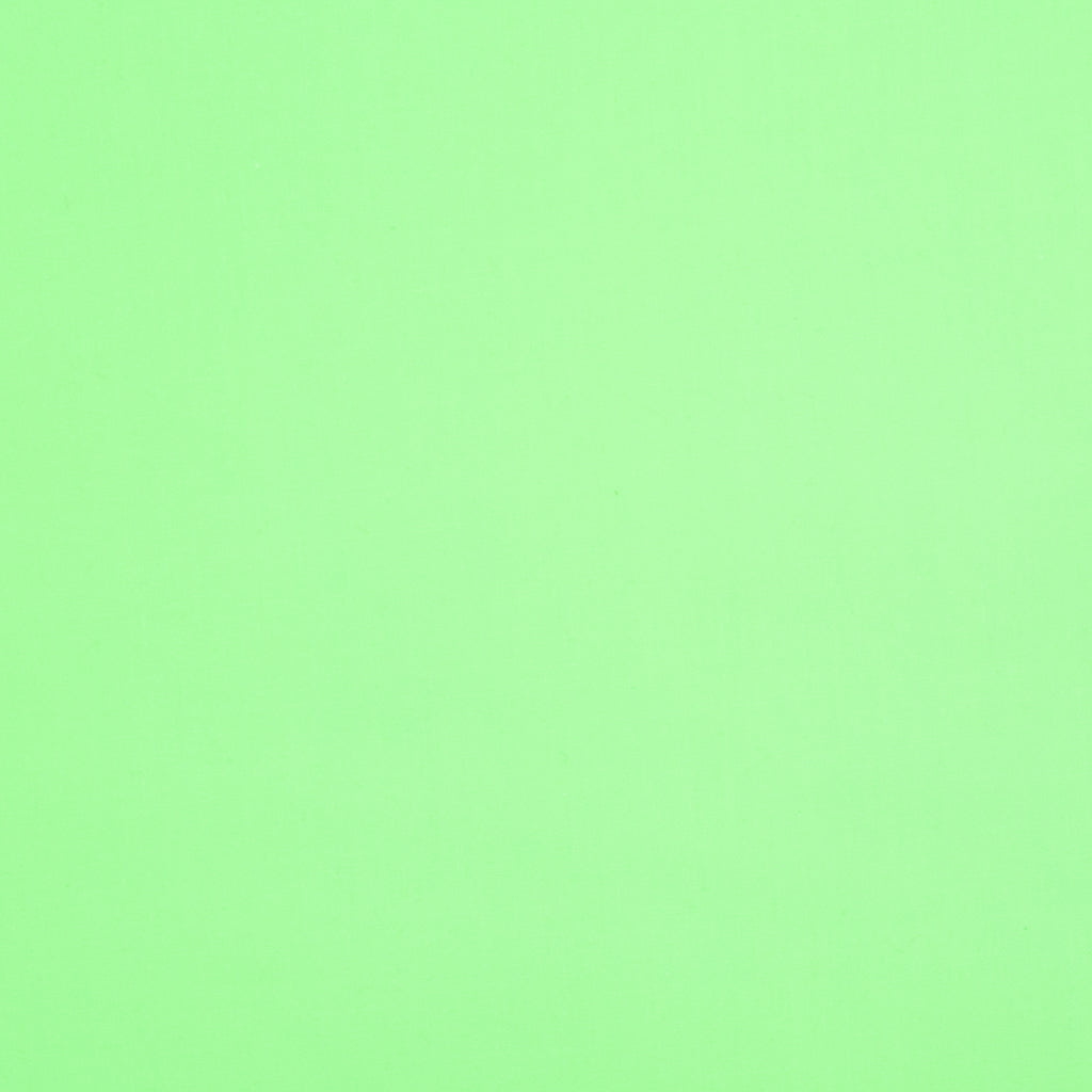 Plain Polycotton - Florescent Green