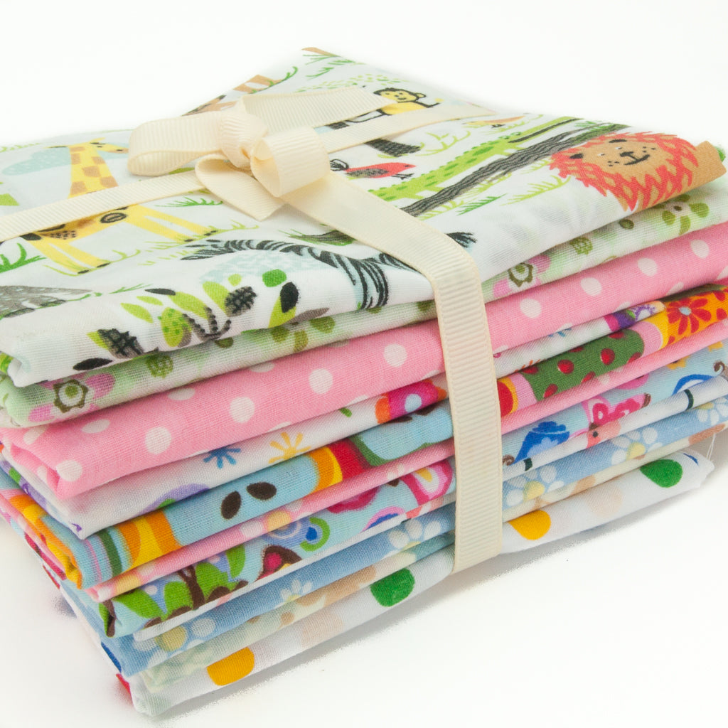 Kids Polycotton Remnants Packs