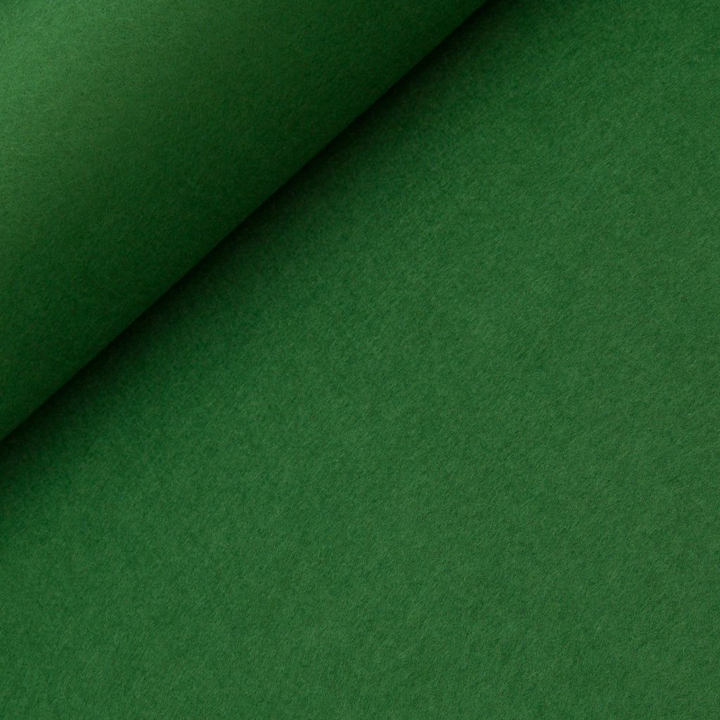 Acrylic Felt - Olive Green - Cut from Roll