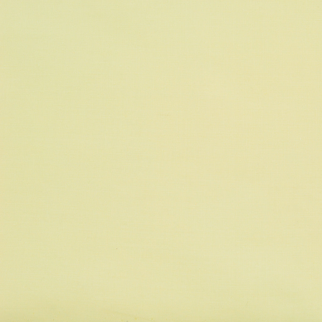 Plain Polycotton - Lemon Yellow