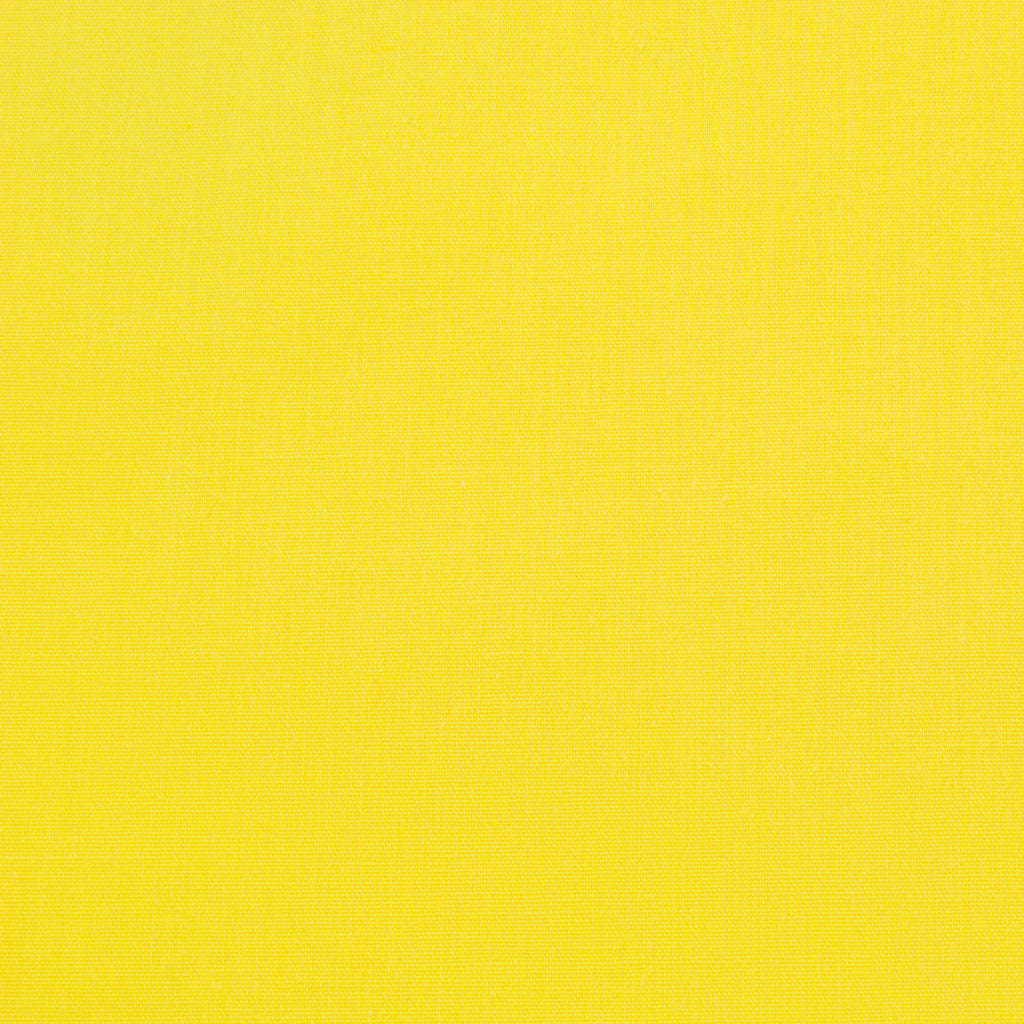 Plain Polycotton - Sunshine Yellow