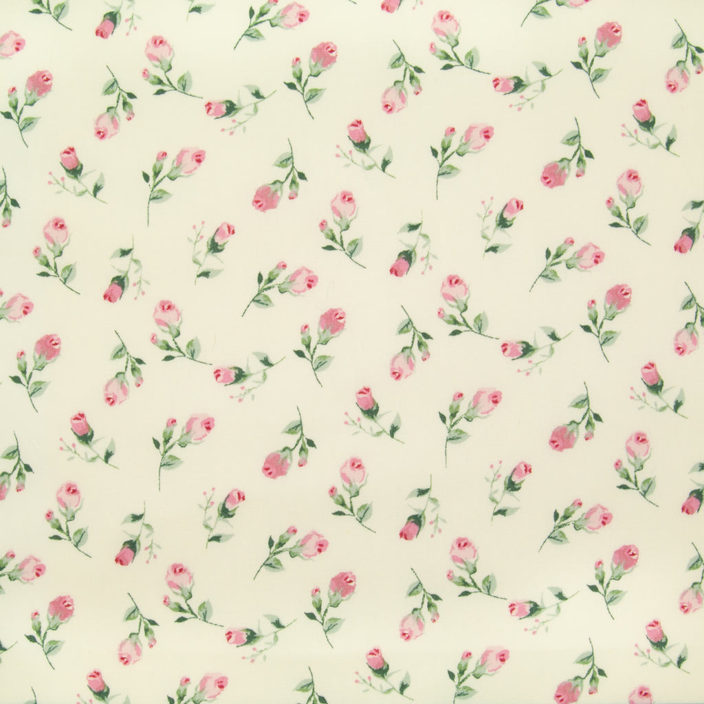 Rose & Hubble - Ditsy Fleur Floral - 100% Cotton Poplin