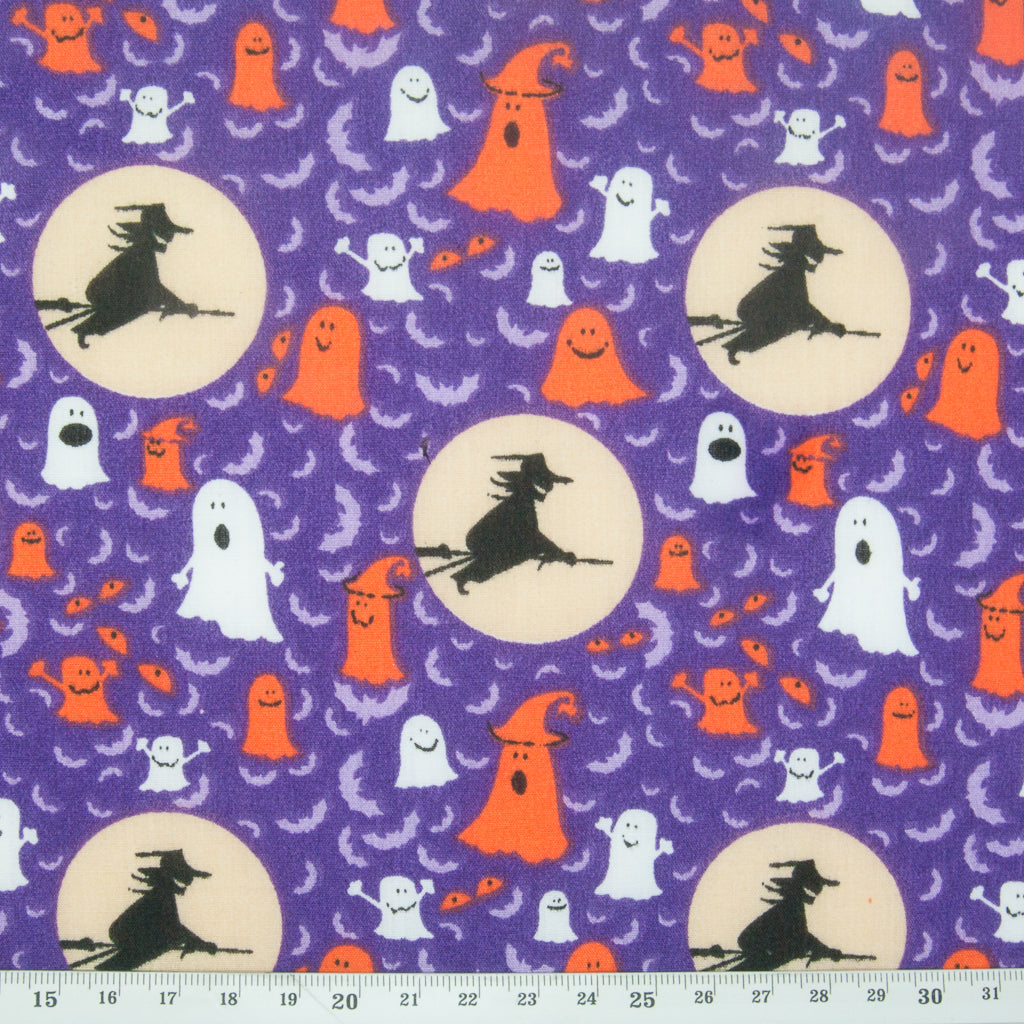 Halloween Polycotton Bundle