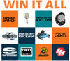 Superwinch, Baja Designs, Tuffy Security Products and Bestop join forces for Ultimate Jeep Contest.