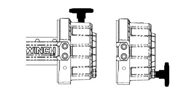 superwinch si line of industrial winches