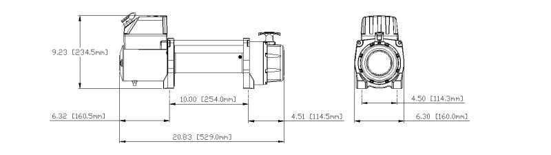 Superwinch Tiger Shark 9500 Sr 1595201. Go Ahead Make Your Friends Jealous With The New Superwinch Tiger Shark Sr We've Got Yours On Shipping Dock Let's Do This. Wiring. 900 Tiger Shark Engine Diagram At Scoala.co