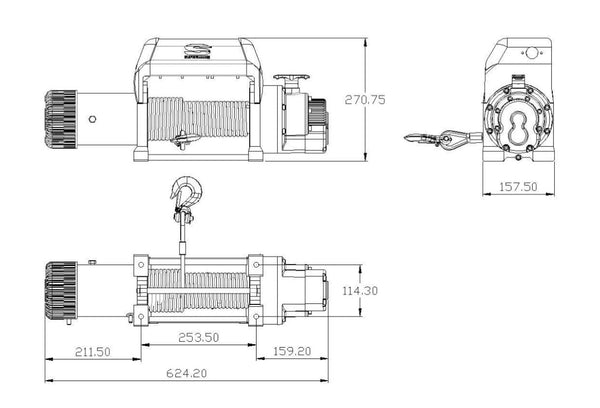 superwinch talon series