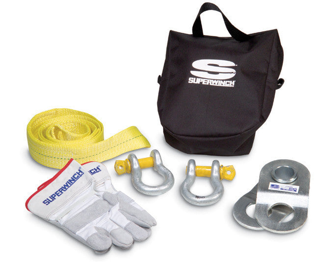 superwinch accessory kit-20000# sw, 2224
