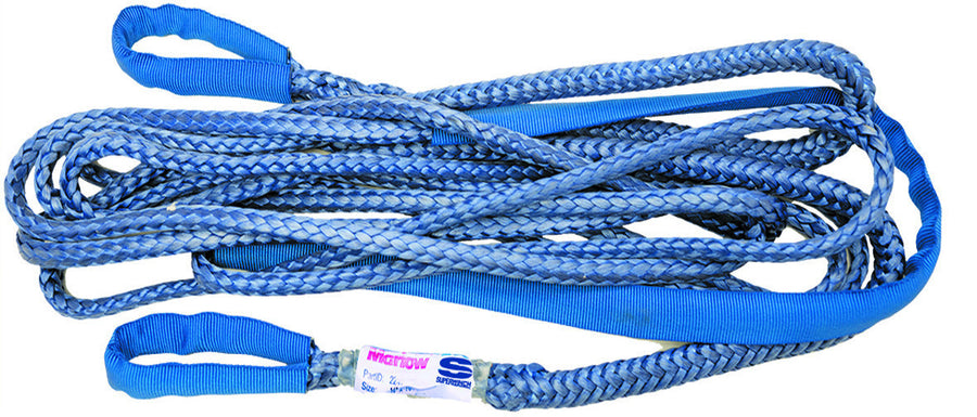 "2244 Superwinch Synthetic Rope Extension 1/2"" X 25'"