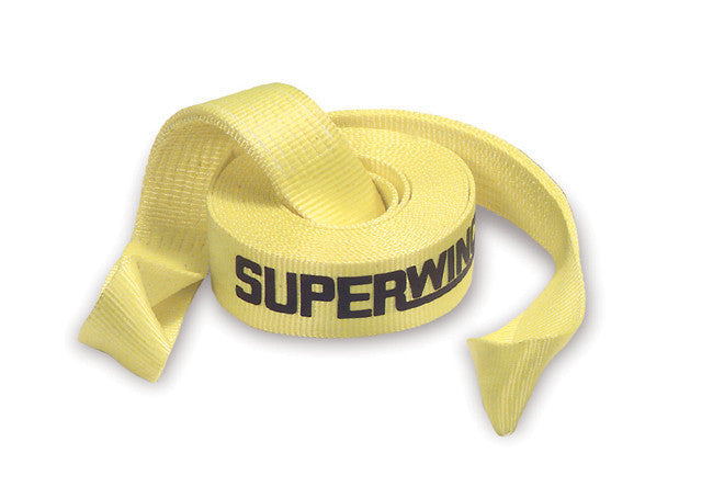 superwinch strap-nylon 3in x 8ft-30000 #, 2531