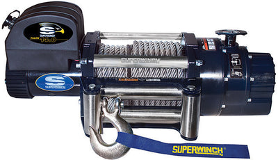 Talon 14 boasts 14,000lbs capacity from superwinch