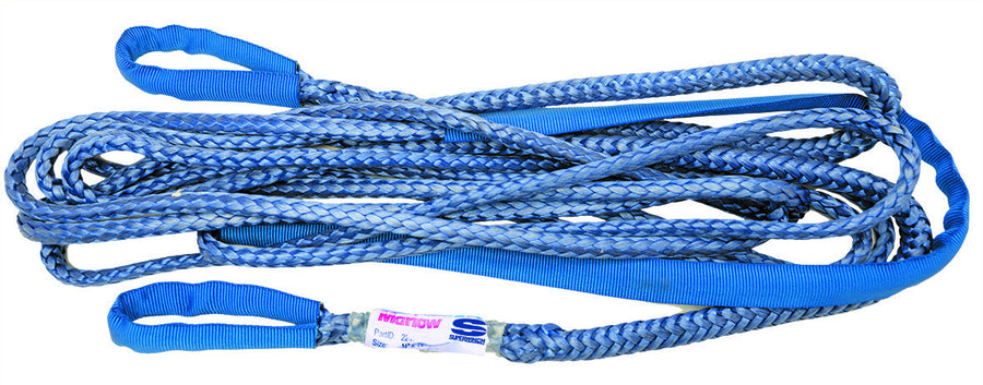 "2240 Superwinch Synthetic Rope Extension 3/8"" X 25'"