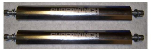 TIE ROD ENGRAVED TALON 14/18