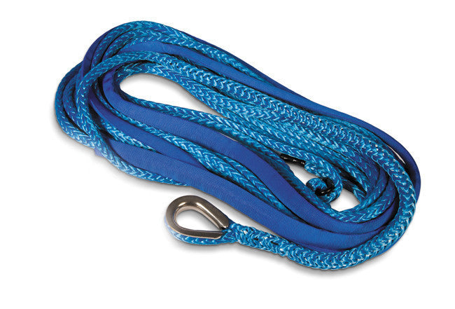 "40'x1/4"" superwinch synthetic rope, 89-20521"
