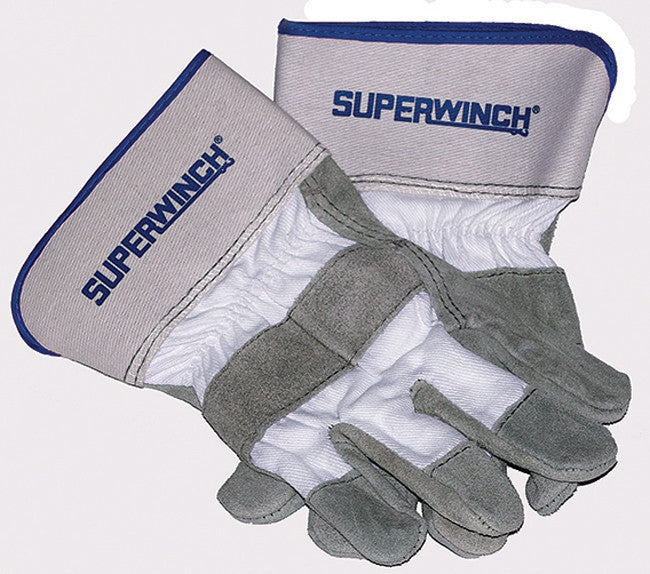 Superwinch Leather Palmed Gloves 90-22611