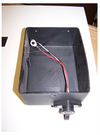 Cover - Solenoid Box with Socket