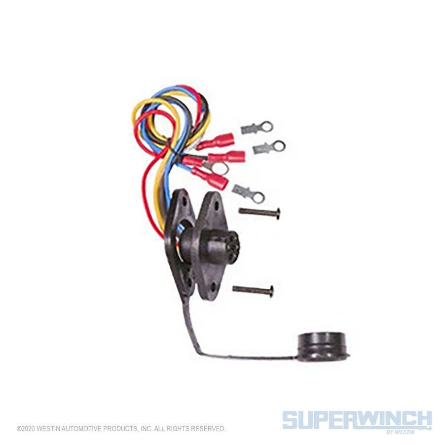 Superwinch 90-14140 Replacement Remote Socket Kit