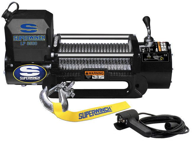lp lp 8500 is more than just a cheap winch