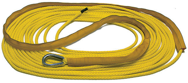 "50'x3/16"" superwinch synthetic rope,87-42613"