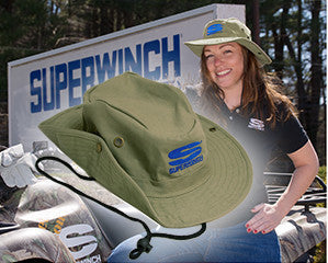 Superwinch Outback Hat