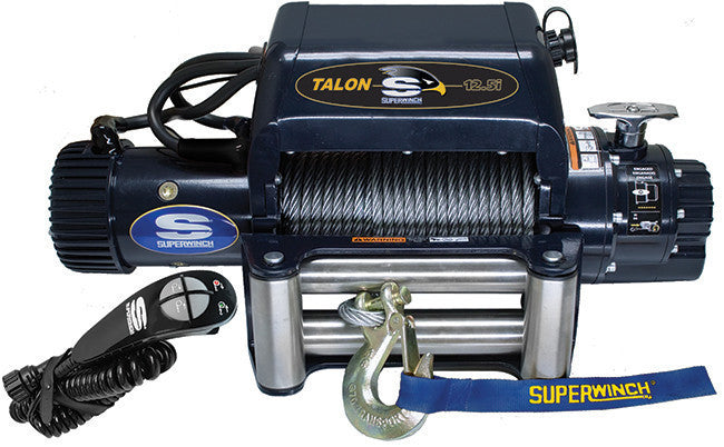Superwinch Talon 12.5i 12v, 1612210