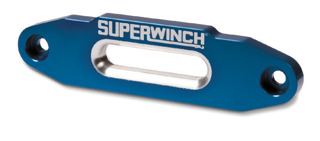 superwinch hawse-aluminum-terra 25/35 logo, 87-42619