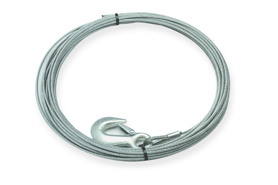 "Wire Rope 3/16"" x 60' (4.8mm x 18.2m) for S3000, Winch-In-A-Bag"