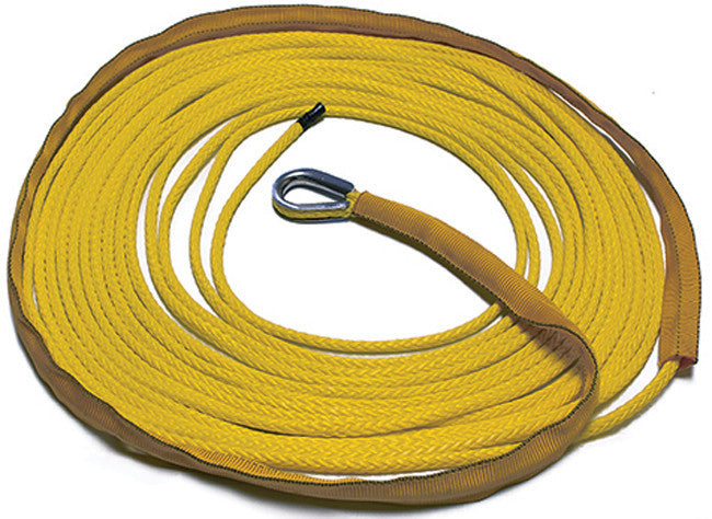 "Superwinch 87-42614 1/4"" x 50' Replacement Synthetic Rope for Terra 45SR"