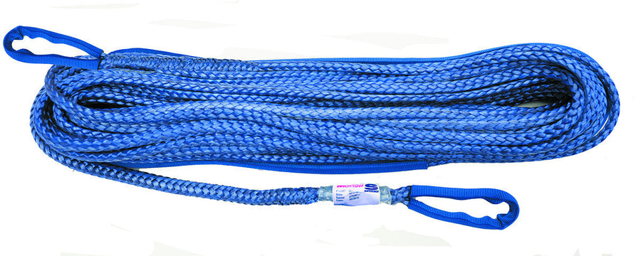 "2243 Superwinch Synthetic Rope Extension 3/8"" X 100'"