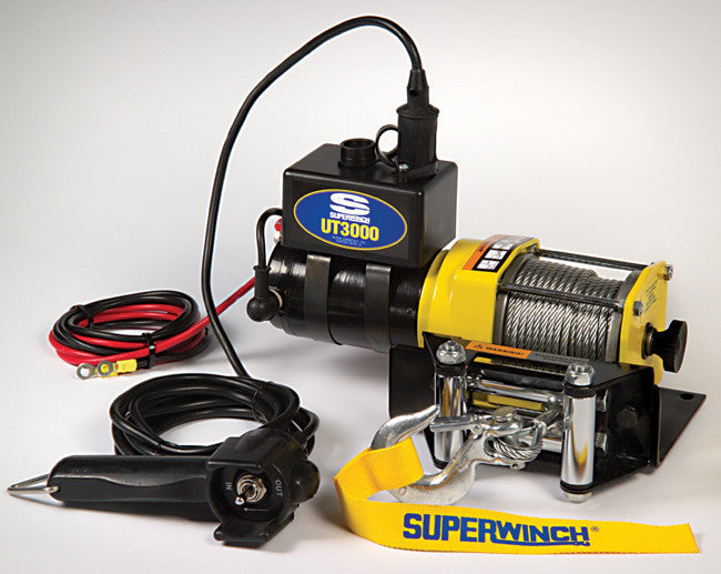 Superwinch UT3000 12v Utility Winch - 1331200