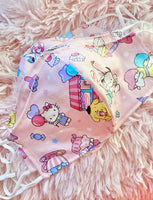 Sanrio Fair Face Mask (Characters will vary)