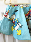 #1 Disney World / Disneyland Vintage Skirt DOUBLE SIDED || 2-3t