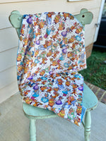 Cinderella Mice Baby / Toddler / Lap Blanket