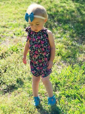 4-5t || FIRE SALE || Romper of the Month - April