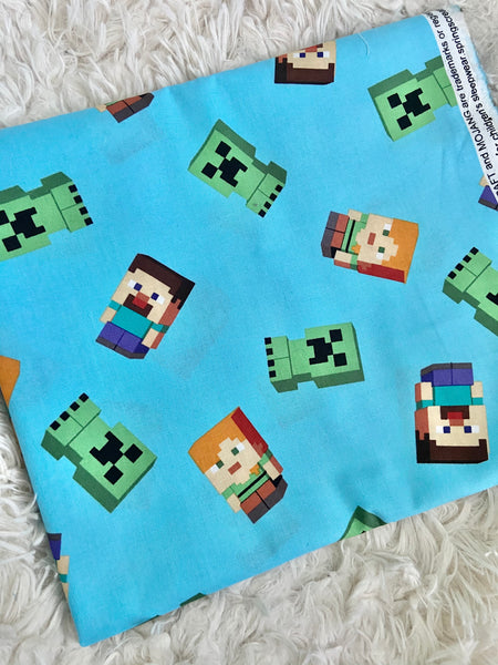 Minecraft Face Mask