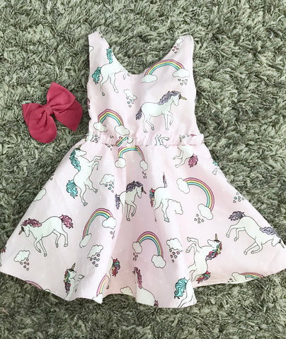MADE-TO-ORDER Unicorn Dress