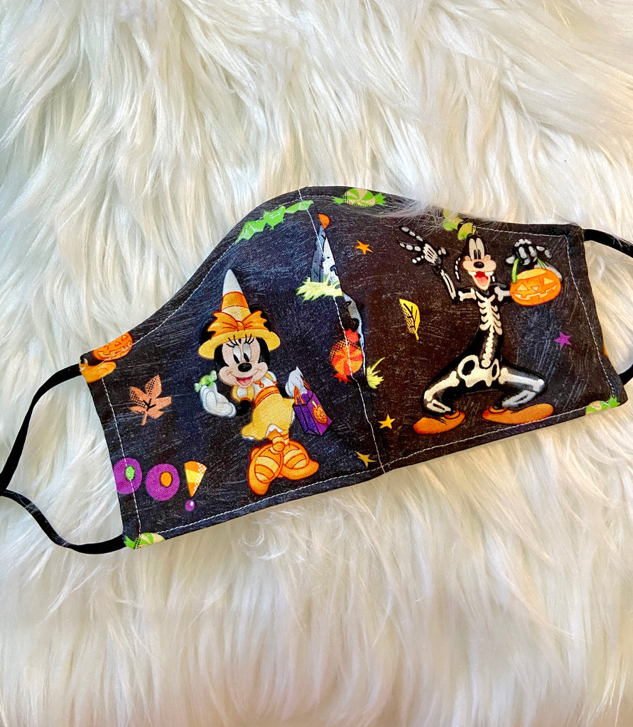 Mickey's Not So Scary Face Mask (Characters will vary)