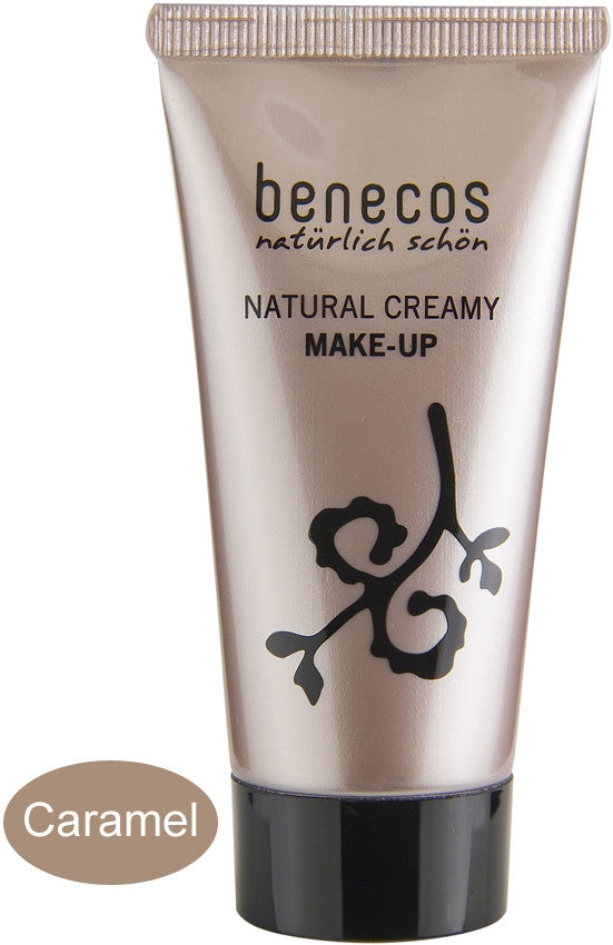Benecos - Natural Creamy Make Up - Caramel