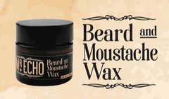 Mr. Echo - Beard and Moustache Wax