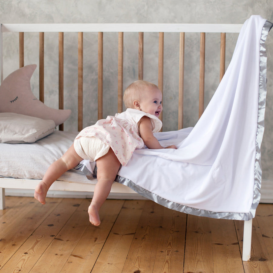 The SnuggiePuff Toddler Blanket