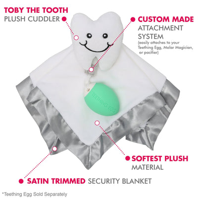 Security Blanket - Nummie Lovey Security Blanket