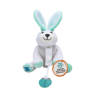 Teething Pal- Bopsy Mint Bunny - The Teething Pals- Bopsy Mint Bunny