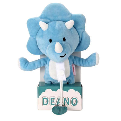 Teething Pal- Deano The Dino - The Teething Pals-Deano The Dinosaur