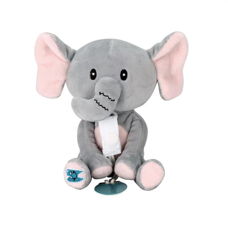 Teething Pal- Ellie The Elephant - The Teething Pals-Ellie The Elephant