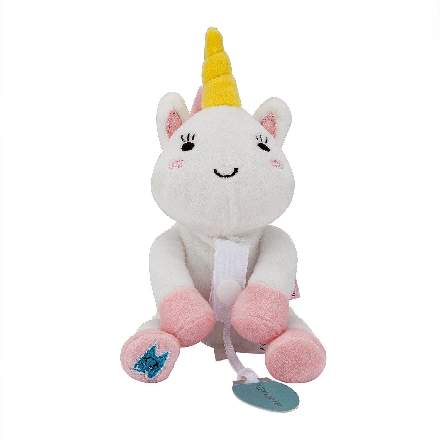 Teething Pal- Uni The Unicorn - Uni The Unicorn Teething Pal