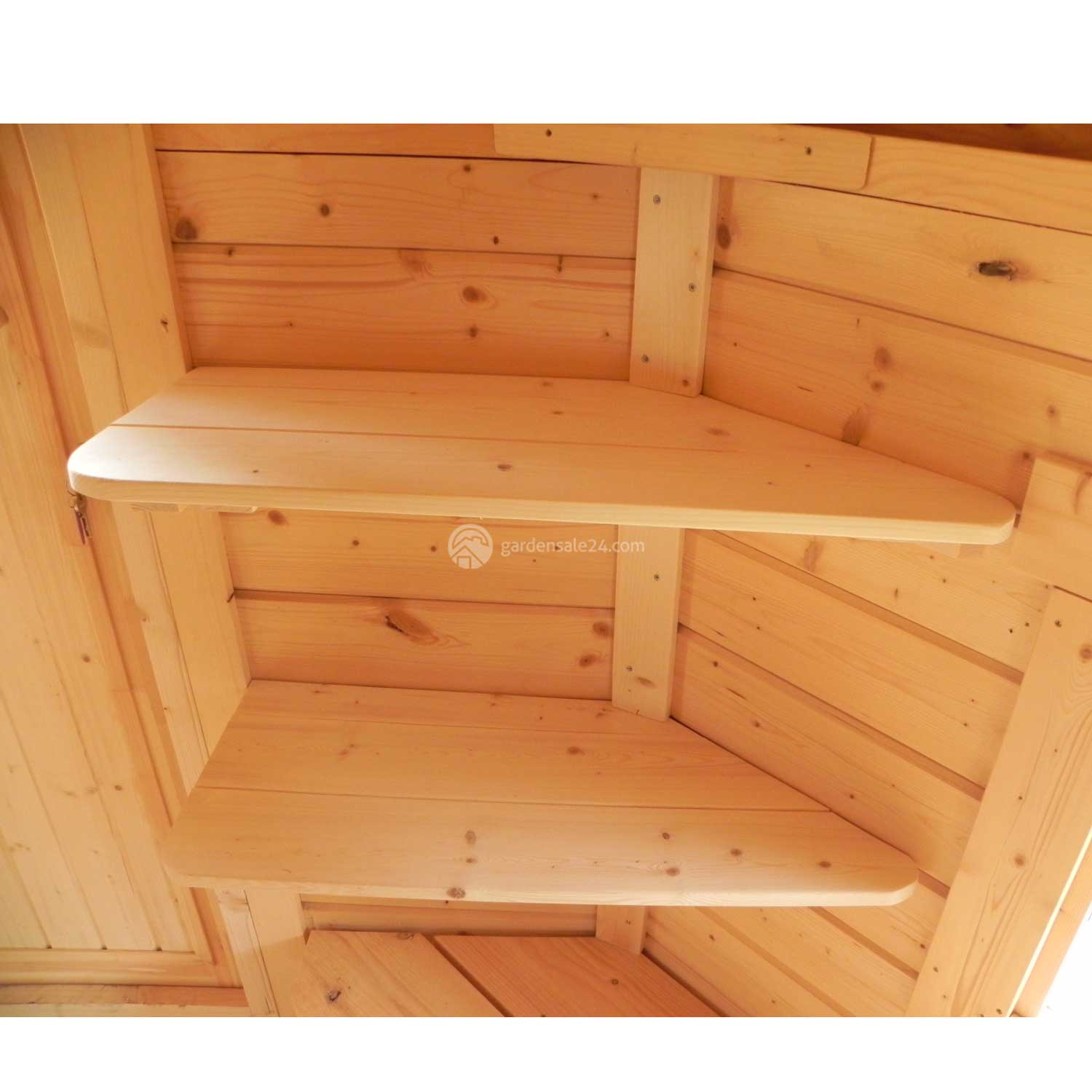 Shelf For Finnish Barbecue Hut